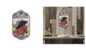 "Trendy Decor 4U Welcome Sign, Horse Porch Decor, Resin Slate Plaque, Ready to hang Decor, 13"" x 7.75"""