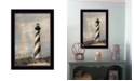 Trendy Decor 4U Trendy Decor 4U Cape Hatteras Lighthouse By Lori Deiter, Printed Wall Art, Ready to hang Collection