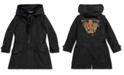 Polo Ralph Lauren Toddler Girls 3-in-1 Cotton Sateen Coat, Created For Macy's