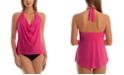 Magicsuit Draped Tankini Top & Shirred Bottoms