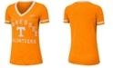 Nike Women's Tennessee Volunteers Slub Fan V-Neck T-Shirt
