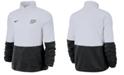 Nike Women's Purdue Boilermakers Therma Long Sleeve Quarter-Zip Pullover