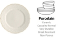 Hotel Collection Classic Foulard Salad Plate, Created for Macy's