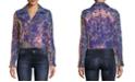 Nicole Miller Sequined Tweed Jacket
