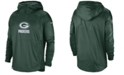 Nike Men's Green Bay Packers Repel Lightweight Player Jacket