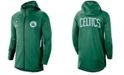 Nike Men's Boston Celtics Thermaflex Showtime Full-Zip Hoodie