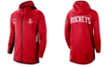 Nike Men's Houston Rockets Thermaflex Showtime Full-Zip Hoodie