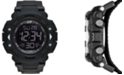 Skechers Men's Keats Oversized Strap Watch 55mm