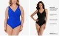 Miraclesuit Plus Size Oceanus One-Piece Swimsuit