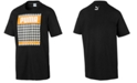 Puma Men's Herringbone-Logo T-Shirt