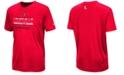 Colosseum Big Boys Louisville Cardinals Skippy T-Shirt