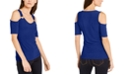 INC International Concepts INC O-Ring Cold-Shoulder Top, Created For Macy's