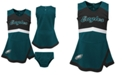 Outerstuff Toddlers Philadelphia Eagles Cheer Dress