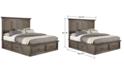 Furniture Chatham Park King Storage Bed