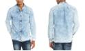 Buffalo David Bitton Men's Denim Long-Sleeve Shirt