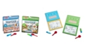 Melissa and Doug Melissa Doug Water Wow Bundle - Around Town Deluxe Around Animal Antics Deluxe