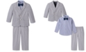 Nautica Baby Boys 4-Pc. Oxford Suit Set