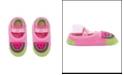 NWALKS Baby Boys and Girls Anti-Slip Cotton Socks with Watermelon Applique