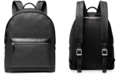 Michael Kors Men's Mason Explorer Signature Backpack
