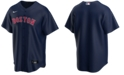 Nike Men's Boston Red Sox Official Blank Replica Jersey