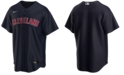 Nike Men's Cleveland Indians Official Blank Replica Jersey