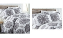 Southshore Fine Linens Infinity Reversible Comforter and Sham Set, Queen