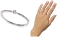 AVA NADRI Crystal Band Ring