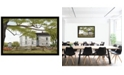 Trendy Decor 4U Trendy Decor 4u Sweet Summertime House by Billy Jacobs, Ready to Hang Framed Print Collection