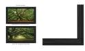 Trendy Decor 4U Trendy Decor 4u Tree Arbors 2-piece Vignette by Moises Levy Collection