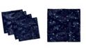 "Ambesonne Astrology Set of 4 Napkins, 12"" x 12"""