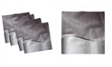 "Ambesonne Swirl Modern Set of 4 Napkins, 12"" x 12"""