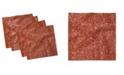 "Ambesonne Geometric Set of 4 Napkins, 12"" x 12"""