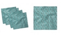 """Ambesonne Forest Set of 4 Napkins, 12"""" x 12"""""""