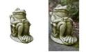 Campania International Tea Garden Statue