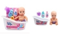 Redbox Baby Magic Rub a Dub Fun in the Tub 9 Piece Play Set with Play Baby Doll