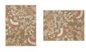 "Global Rug Designs Haven Hav13 Taupe 6'6"" x 9'6"" Area Rug"