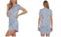 Munki Munki Camper Sleepshirt Nightgown, Online Only