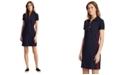 Lauren Ralph Lauren Buttoned Polo Dress