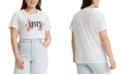 Levi's Trendy Plus Size Perfect T-Shirt