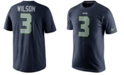 Nike Men's Russell Wilson Seattle Seahawks Pride T-Shirt