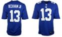 Nike Men's Odell Beckham Jr. New York Giants Game Jersey