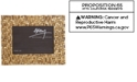 "Michael Aram CLOSEOUT! Antique Gold-Tone 4"" x 6"" Palm Frame"