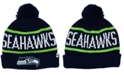 '47 Brand Seattle Seahawks Carnegie Knit Hat