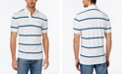 Tommy Hilfiger Men's Andrew Stripe Polo