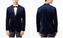 INC International Concepts INC Men's Mason Slim-Fit Velvet Blazer, Created for Macy's