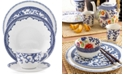 Lauren Ralph Lauren Dinnerware, Mandarin Blue Collection