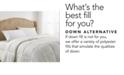 Lauren Ralph Lauren Certified Organic Cotton Down Alternative Comforters