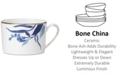kate spade new york Birch Way Indigo Collection Cup