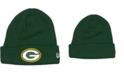 New Era Green Bay Packers Basic Cuff Knit Hat