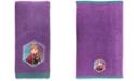 Jay Franco Frozen Anna Snowflake Hand Towel